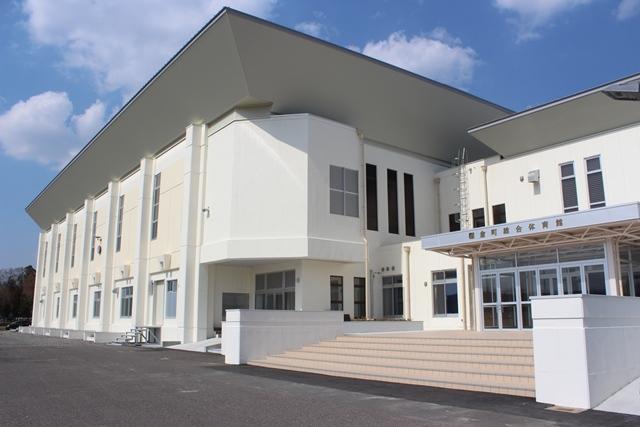 『棚倉町総合体育館』の画像