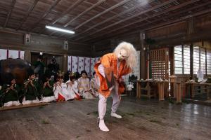 八槻都々古別神社「御田植祭」01