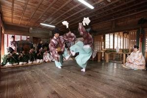 八槻都々古別神社「御田植祭」03