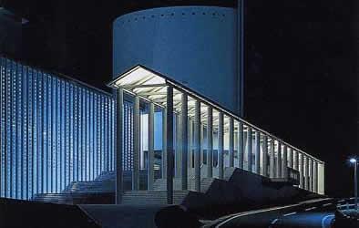 『倉美館・くらびかん夜景』の画像