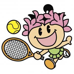 『たなちゃんテニス』の画像