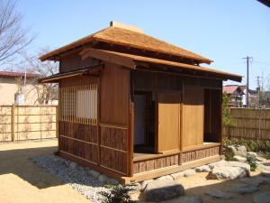 『茶室』の画像