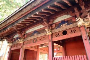 『八槻随身門2』の画像