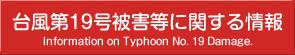 台風19号の被害に関する情報