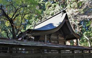 馬場都々古別神社本殿